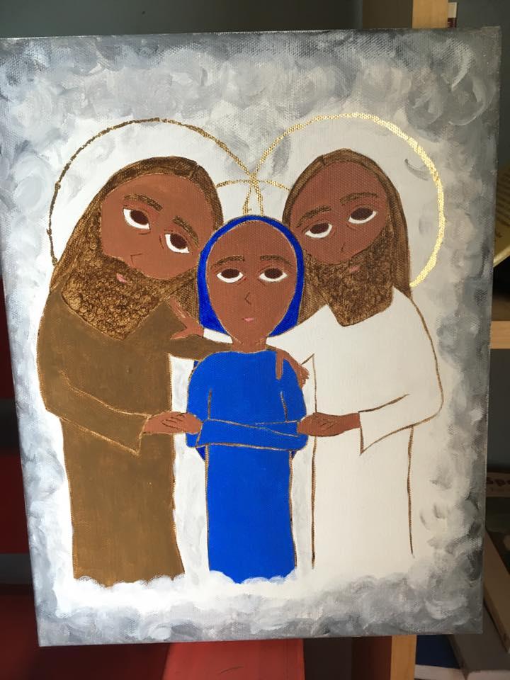 holy family reunion blog