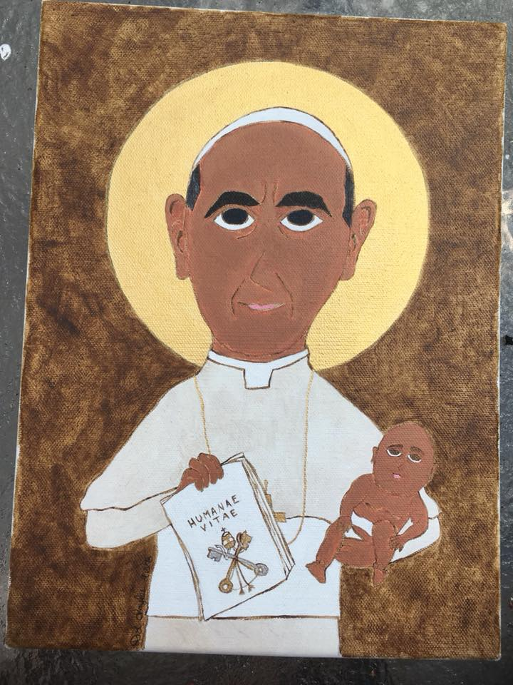 pope paul VI blog